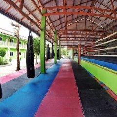 Отель Vii House By V.Hemtanon Muay Thai Пхукет спортивное сооружение
