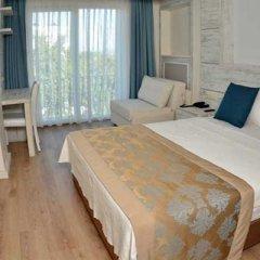 Tatlisu Kirtay Hotel Турция, Эрдек - отзывы, цены и фото номеров - забронировать отель Tatlisu Kirtay Hotel онлайн комната для гостей