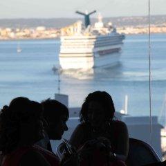 Hotel Amic Horizonte пляж