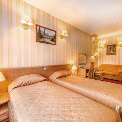 Гостиница Брайтон 4* Стандартный номер с различными типами кроватей фото 5