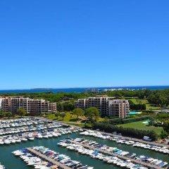 Отель Cannes Marina Golf Франция, Мандельё-ла-Напуль - отзывы, цены и фото номеров - забронировать отель Cannes Marina Golf онлайн парковка