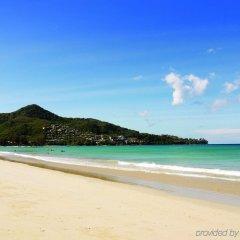 Отель Swissotel Phuket Камала Бич пляж фото 2