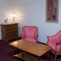 Парк-Отель 4* Стандартный номер с разными типами кроватей фото 17