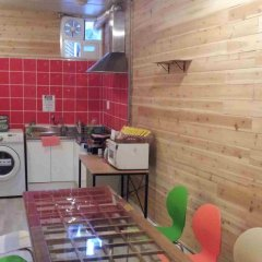 Travelersa Seoul Hostel Сеул в номере