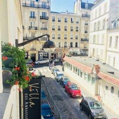 Отель Villa Des Ambassadeurs Франция, Париж - 1 отзыв об отеле, цены и фото номеров - забронировать отель Villa Des Ambassadeurs онлайн фото 2
