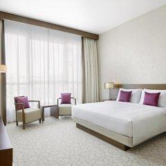 Отель Hyatt Place Dubai Al Rigga Residences комната для гостей