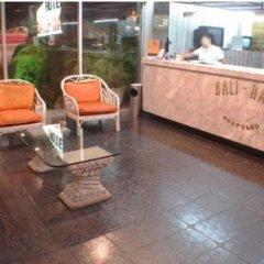 Bali-Hai Hotel интерьер отеля