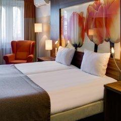 Eden Hotel Amsterdam 3* Номер Basic с различными типами кроватей фото 4