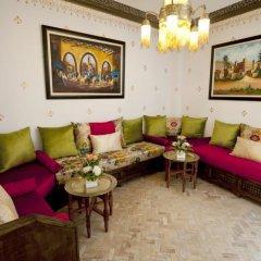 Отель Dar Yasmine Марокко, Танжер - отзывы, цены и фото номеров - забронировать отель Dar Yasmine онлайн комната для гостей фото 4