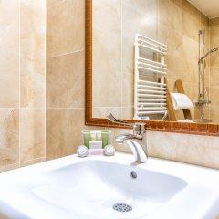 Отель Villa Panthéon Франция, Париж - 3 отзыва об отеле, цены и фото номеров - забронировать отель Villa Panthéon онлайн ванная