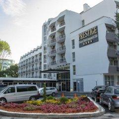 Prestige Hotel and Aquapark Золотые пески парковка