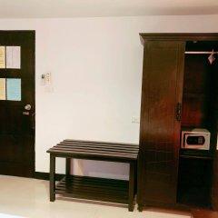 Отель Silver Resortel сейф в номере