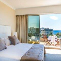 Отель Plaza Nice комната для гостей