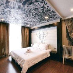 Отель Vacio Suite Бангкок комната для гостей фото 5
