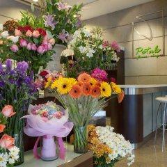 Отель Crowne Plaza Lumpini Park Бангкок интерьер отеля
