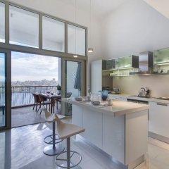 Отель Marvellous Apartment in Tigne Point With Pool Мальта, Слима - отзывы, цены и фото номеров - забронировать отель Marvellous Apartment in Tigne Point With Pool онлайн в номере фото 2
