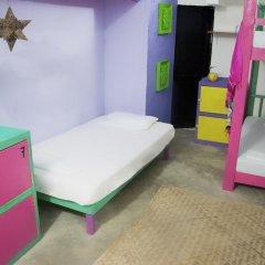 Отель The Mermaid Hostel Downtown - Adults Only Мексика, Канкун - отзывы, цены и фото номеров - забронировать отель The Mermaid Hostel Downtown - Adults Only онлайн детские мероприятия фото 4