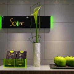 Отель Sofitel Lyon Bellecour в номере