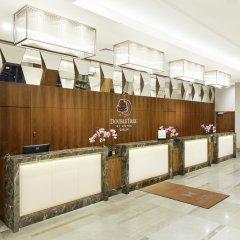 DoubleTree by Hilton Hotel & Conference Centre Warsaw интерьер отеля