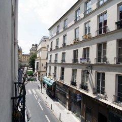 Отель Belle Brancion балкон