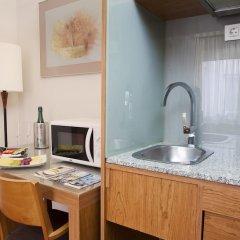 Отель Aparthotel Senator Barcelona удобства в номере фото 3
