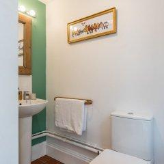 Апартаменты 1 Bedroom Apartment Near Central Brighton ванная фото 2