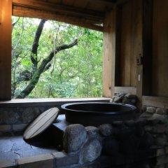 Отель Wa no Cottage Sen-no-ie Япония, Якусима - отзывы, цены и фото номеров - забронировать отель Wa no Cottage Sen-no-ie онлайн ванная фото 2