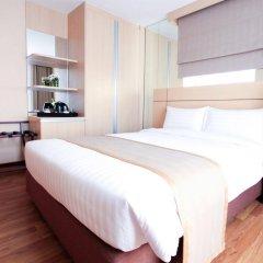 Отель Petals Inn Бангкок комната для гостей фото 3