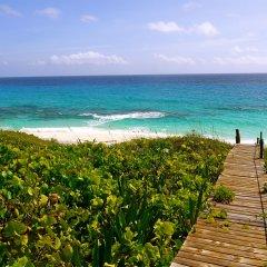 Отель Stella Maris Resort Club пляж фото 2