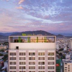 Отель ibis Styles Nha Trang Вьетнам, Нячанг - отзывы, цены и фото номеров - забронировать отель ibis Styles Nha Trang онлайн балкон