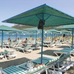 Meder Resort Hotel - Ultra All Inclusive пляж фото 2