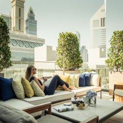 Four Seasons Hotel Dubai International Financial Centre интерьер отеля фото 3