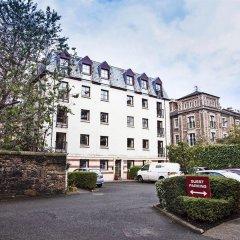 Апартаменты Fountain Court Grove Apartments Эдинбург парковка