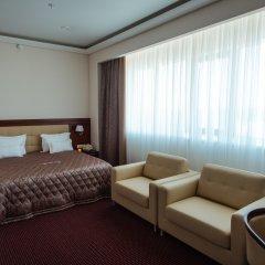 Отель Мелиот Челябинск комната для гостей фото 4