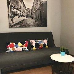 Отель Apartamenty Poznan - Apartament Centrum Познань комната для гостей