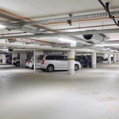 Отель Scandic Emporio Гамбург парковка