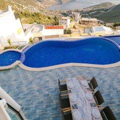 Villa Zirve Турция, Патара - отзывы, цены и фото номеров - забронировать отель Villa Zirve онлайн бассейн фото 3