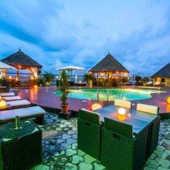 Отель Bon Voyage Нигерия, Лагос - отзывы, цены и фото номеров - забронировать отель Bon Voyage онлайн приотельная территория