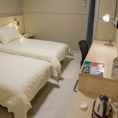 Отель Jinjiang Inn Pudong Airport II Китай, Шанхай - отзывы, цены и фото номеров - забронировать отель Jinjiang Inn Pudong Airport II онлайн комната для гостей