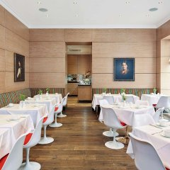 Отель Derag Livinghotel An Der Oper Вена помещение для мероприятий фото 2