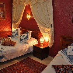 Отель Dar Aliane Марокко, Фес - отзывы, цены и фото номеров - забронировать отель Dar Aliane онлайн комната для гостей фото 4