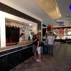 Hatipoglu Beach Hotel интерьер отеля
