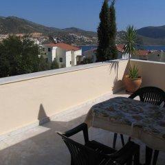 Pasha Apart Hotel Турция, Калкан - отзывы, цены и фото номеров - забронировать отель Pasha Apart Hotel онлайн балкон