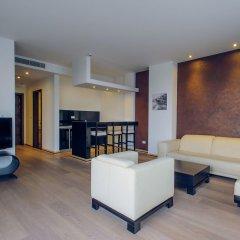 Отель Sky View Luxury Apartments Черногория, Будва - отзывы, цены и фото номеров - забронировать отель Sky View Luxury Apartments онлайн фото 12