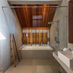 Отель Into The Forest Resort сауна