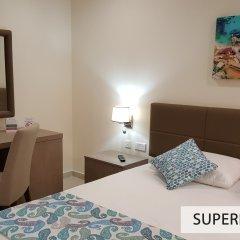 Отель Kennedy Nova Гзира комната для гостей фото 3