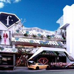 Fashion Hotel Legian питание фото 2