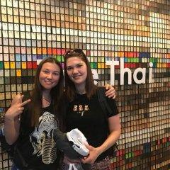 Zee Thai Hostel Бангкок интерьер отеля фото 2