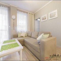 Апартаменты P&O Apartments Praga комната для гостей фото 5
