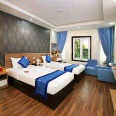 Отель Aquarius Grand Hotel Вьетнам, Ханой - отзывы, цены и фото номеров - забронировать отель Aquarius Grand Hotel онлайн комната для гостей фото 3